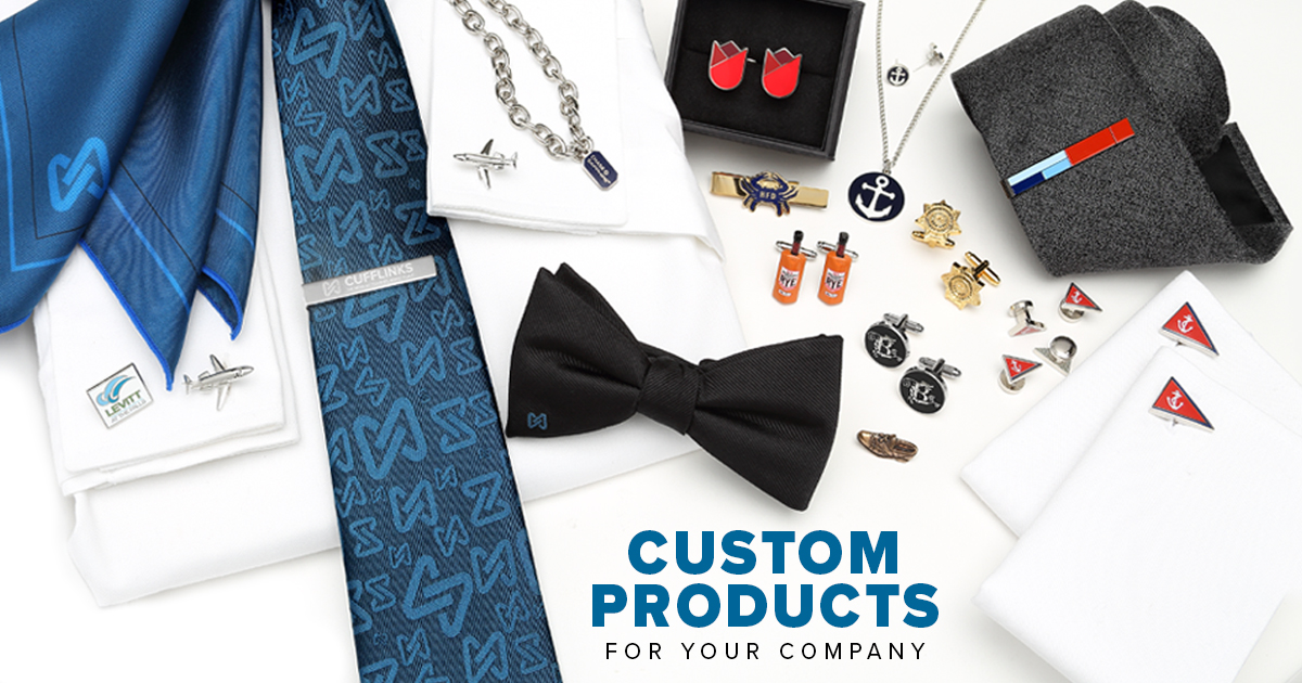 Custom business accessories