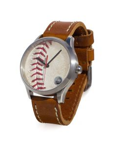 New York Yankees Game Used Baseball Watch