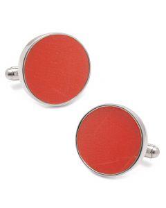 Atlanta Falcons Fulton County Stadium Seat Cufflinks