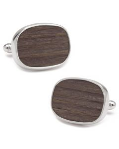 Green Bay Packers Lambeau Field Wood Bench Cufflinks