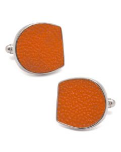 Miami Dolphins Orange Bowl Stadium Seat Cufflinks