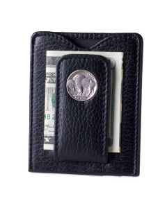 Buffalo Nickel Money Clip Wallet