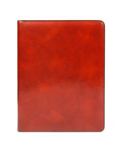 Cognac Old Leather Classic Writing Pad Cover