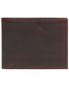 Brompton Brown Bi-Fold Wallet