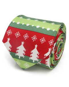 Christmas Tree Men's Tie