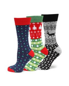 Holiday Sock 3 Pack Gift Set