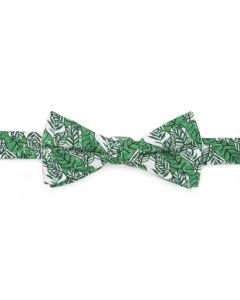Palm Leaf Men's Bow Tie