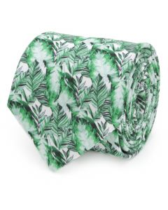 Palm Leaf Men's Tie