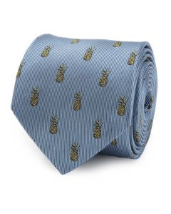 Pineapple Men's Tie