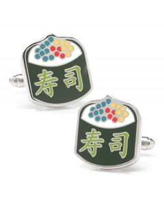 California Roll Cufflinks