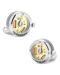 Panorama Watch Cufflinks