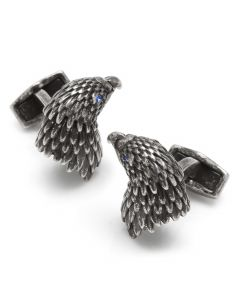 Mechanical Eagle Cufflinks