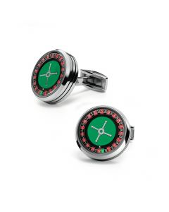 Carpet Roulette Cufflinks