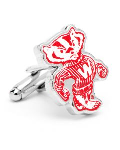Vintage University of Wisconsin Badgers Cufflinks