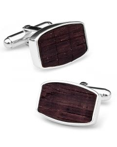 Authentic Wine Barrel Cufflinks