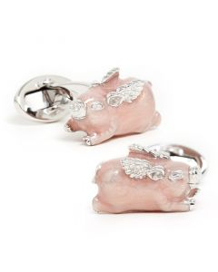 Flying Pigs Cufflinks