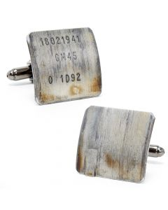 GM Chevy Car Bearing Cufflinks