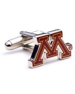 Minnesota Golden Gopher Cufflinks