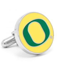 Oregon Ducks Cufflinks