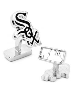 Palladium Edition Chicago White Sox Cufflinks