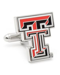 Texas Tech University Red Raiders Cufflinks