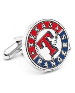 Texas Rangers Cufflinks