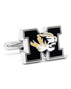 University of Missouri Tigers Cufflinks