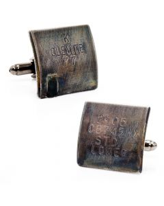 Vintage 1950-60-s Corvette Car Bearing Cufflinks