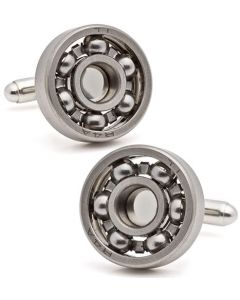 Authentic Ball Bearing Cufflinks