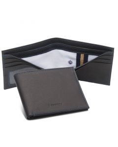 Milwaukee Brewers Authentic Jersey Lined Leather Wallet