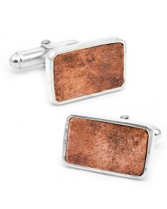 Authentic New York Flatiron Buliding Cufflinks