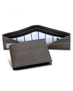 New York Mets Authentic Jersey Lined Leather Wallet