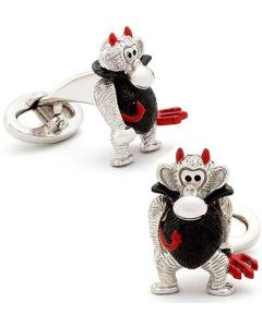 Devil Monkey Cufflinks