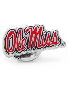 Ole Miss University Lapel Pin