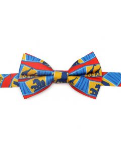 Lion King Animals Kid's Bow Tie Big Boys