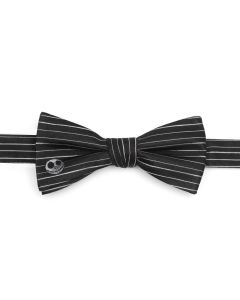 Nightmare Before Christmas Stripe Men's Bow Tie