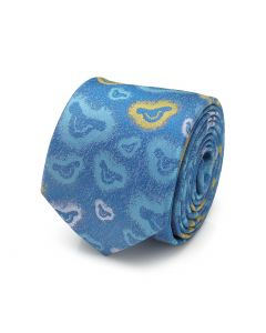 Lion King Symbol Big Boys Tie