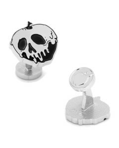 Snow White Poison Apple Cufflinks