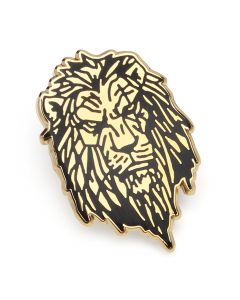 Scar Gold Lapel Pin