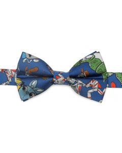 Toy Story 4 Characters Blue Big Boys Bow Tie
