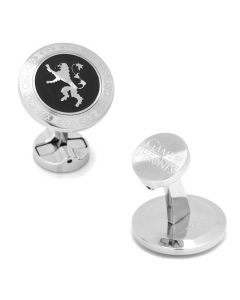 Lannister Filigree Stainless Steel Cufflinks