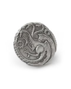 Targaryen Dragon Antiqued Lapel Pin