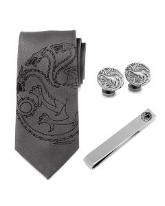 Game of Thrones Targaryen Necktie Gift Set