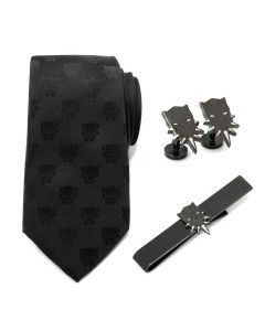 Black Panther 3 Piece Necktie Gift Set