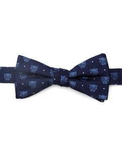 Black Panther Navy Bow Tie