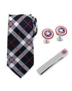 Captain America Favorites Necktie Gift Set