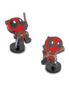 Deadpool Action Cufflinks Pair