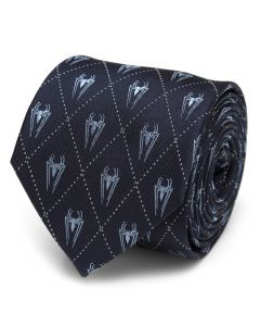 Spider-Man Diamond Navy Men's Tie