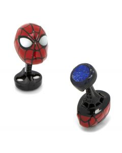 High End Luxury Spider-Man Cufflinks