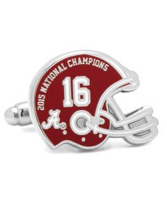 2015 University of Alabama National Champions Cufflinks